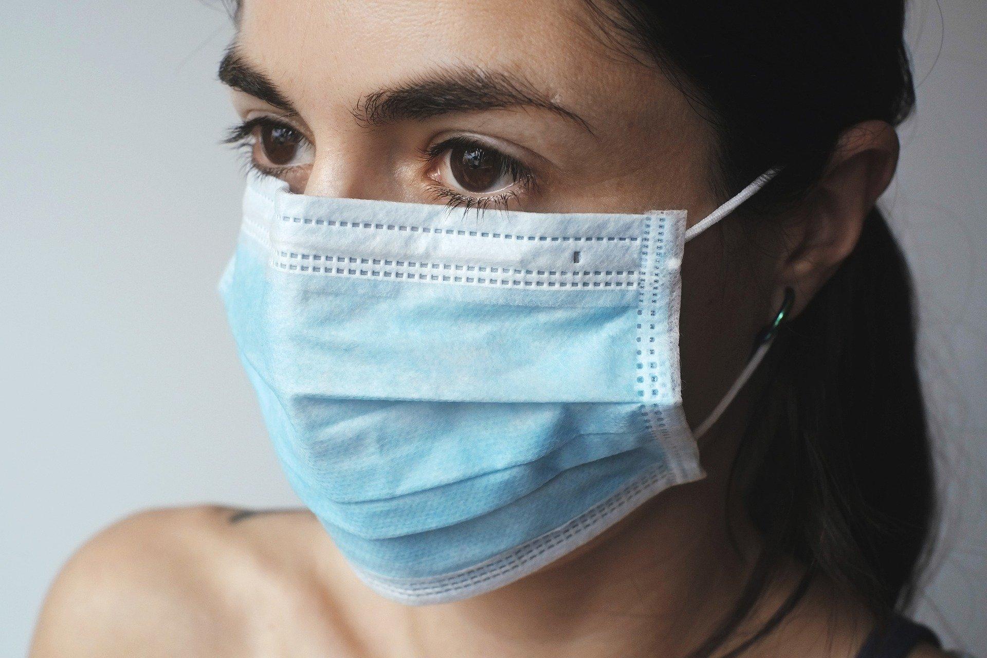 maschera protettiva virus ffp3